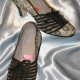 Vintage Original 1940s leather shoes