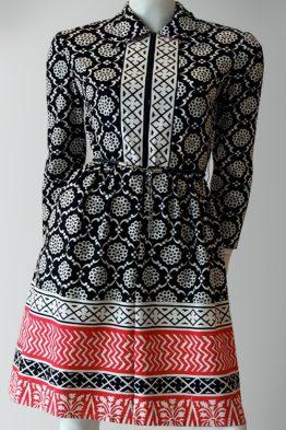 Emilio Borghese 60s dress