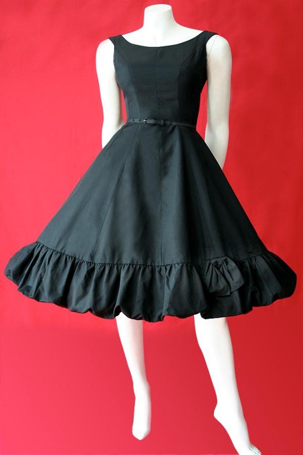 original vintage 50s dress by Doris Dodson