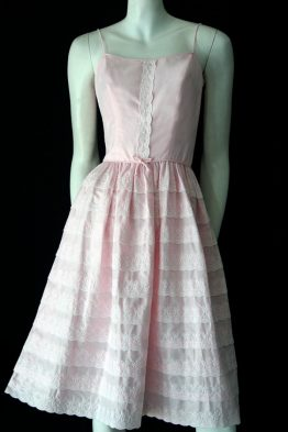 Jonathan Logan 50s cotton sundress