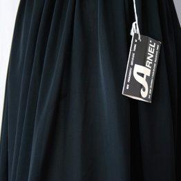 1950s shirt-waist dress with tags