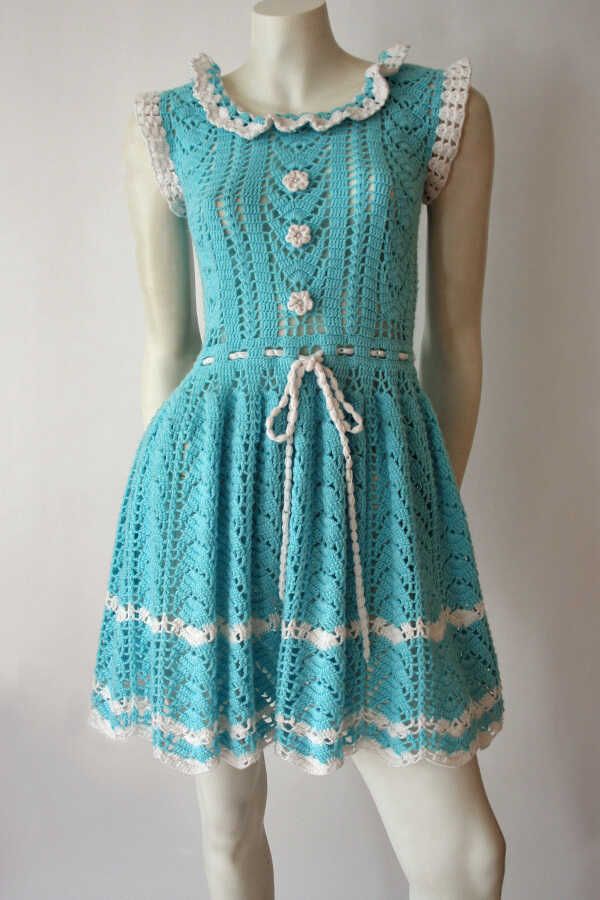 60s crocheted dress full length 600×900 (1)